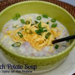 Ranch Potato Soup