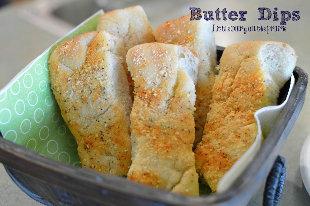 Butter Dips, Homemade Breadsticks, Quick Homemade Breadsticks
