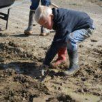 Gold Diggers, Green Mud