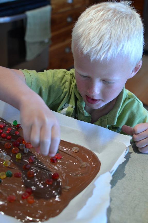Easy Kids Dessert Recipe