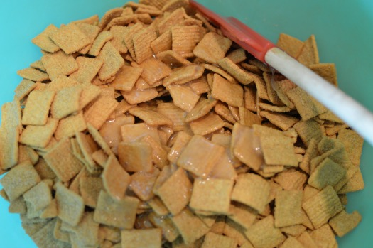 Golden Grahams S'mores Mix