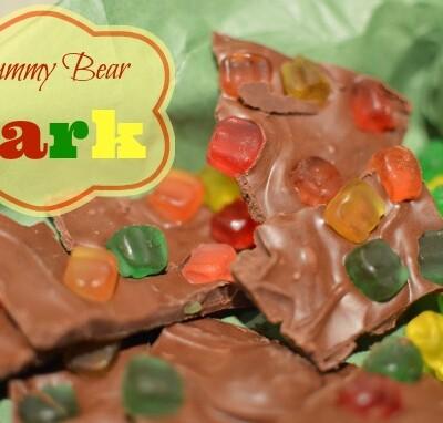 Gummy Bear Bark