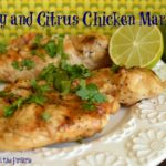Honey and Citrus Chicken Marinade