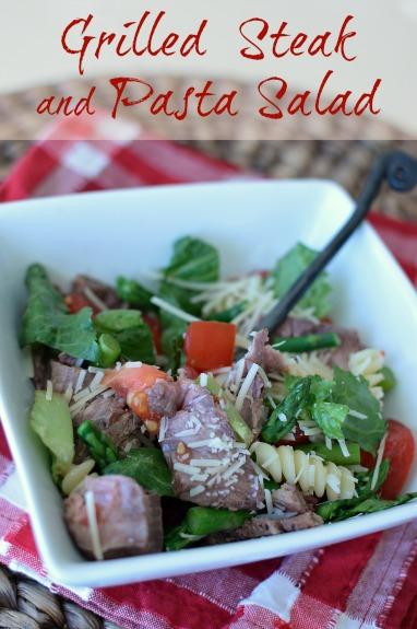Refreshingly tasty salad!
