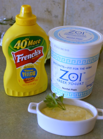 Sandwich Spread Ingredients, Sandwich Spread with Greek Yogurt