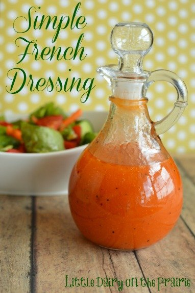 Simple French Dressing