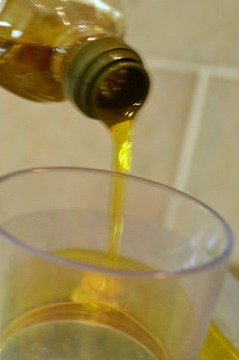 Olive Oil and Basil Pesto