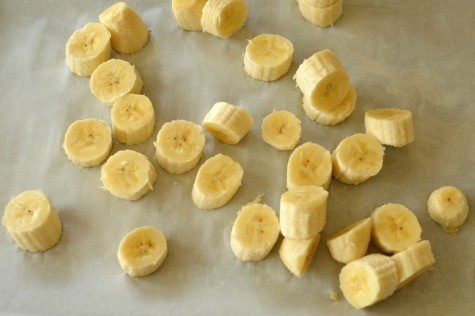 Bananas for banana bites