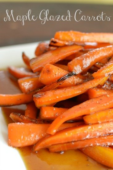Perfect! The best glazed carrots I have ever eaten!