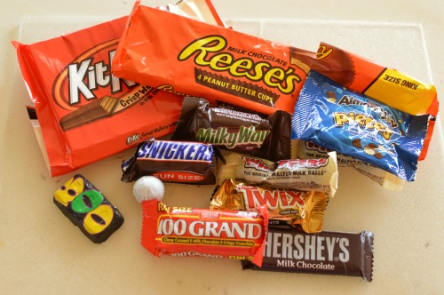 Leftover Halloween Candy Desserts