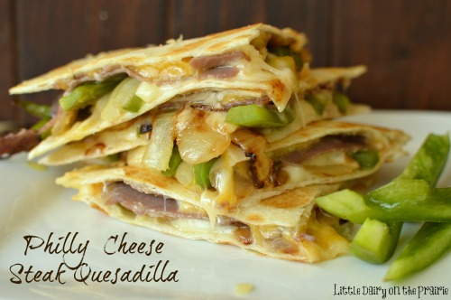 Mouthwatering! Makes a perfect quick lunch!
