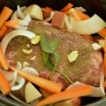 Sage Rubbed Pork Pot Roast