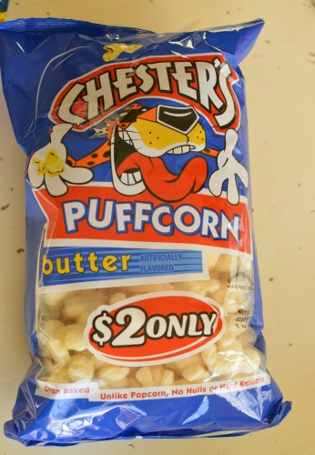 Chester's Puffcorn
