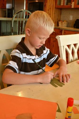 Easy Kids Thanksgiving Activities