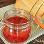 Four Berry Holiday Jam