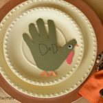 Thanksgiving Turkey Name Place Cards