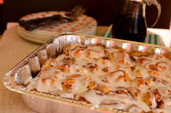Cinnamon Roll French Taost