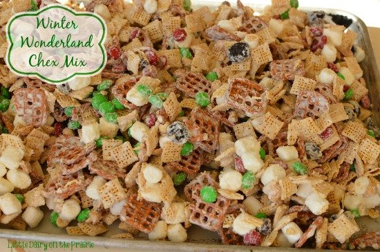 Highly addictive! My favorite Christmas treat! Thank goodness it's so quick to throw together!