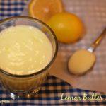 Zesty Lemon Sauce