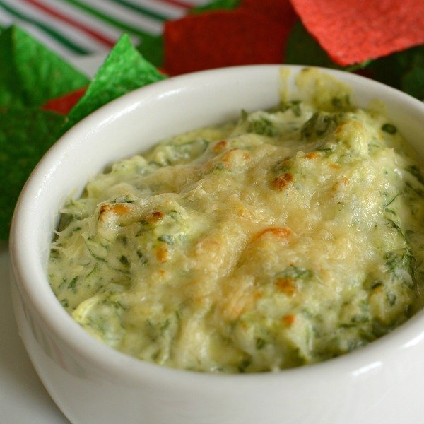 Spicy Spinach and Artichoke Dip!!!