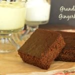 Grandma's Gingerbread