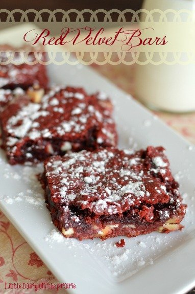 Gooey bars with a cake mix and sweetened condensed milk!! - Little Dairy on the Prairie