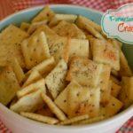 Parmesan & Ranch Crackers