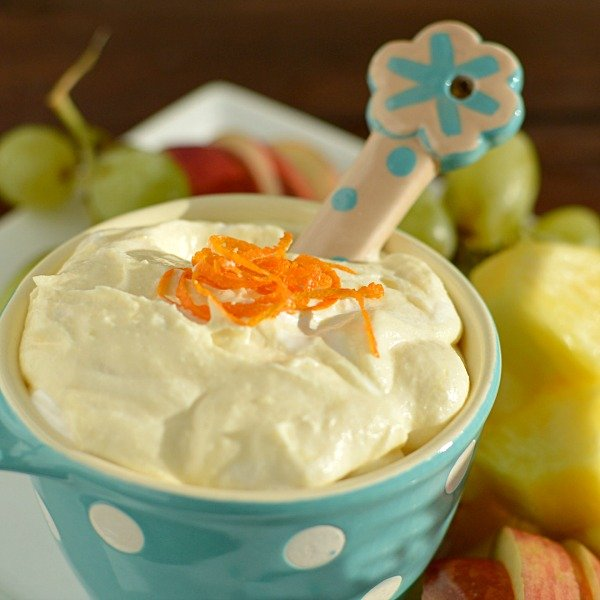 Orange Fruit Dip!!!