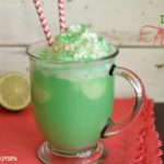 Lime Floats! A zippy drink the whole family loves! - Little Dairy on the Prairie