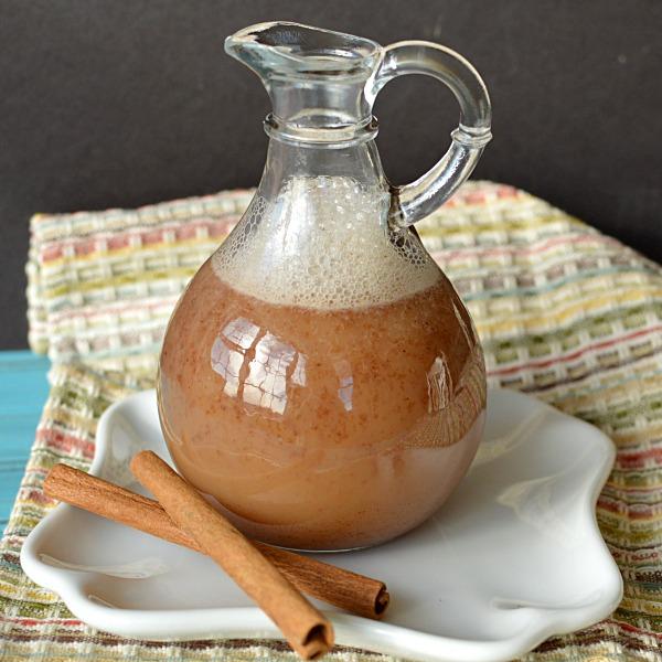 Creamy Cinnamon Syrup!!!