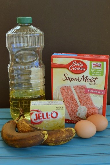 Easy Strawberry Banana Bread!  Little Dairy on the Prairie