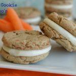 Carrot Cookie Oreo's