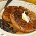 Speckled English Muffin French Toast