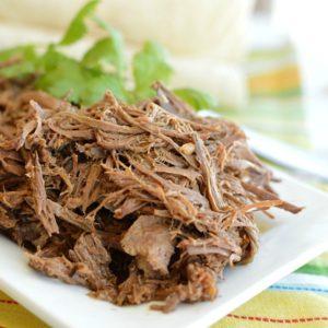Slow Cooker Beef Carnitas!!!