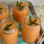 Apricot Lemonade Freeze