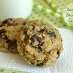 Zucchini Breakfast cookies are extra soft, not too sweet and easy for on the go breakfast!  Little Diary on the Prairie