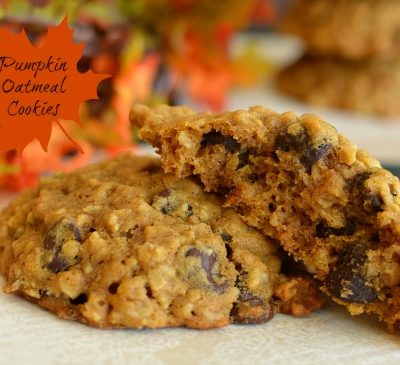 I have always loved buying oatmeal cookies from the grocery store. These are even better!  Little Dairy on the Prairie