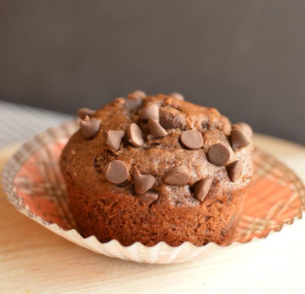 Chocolate Chip Banana Muffins!!!