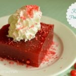 Red Hot Pear Jello