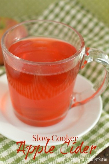 Apple Cider Wassail! Not to overly sweet, just right! So easy too!  Little Dairy on the Prairie