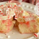 Candy Cane Sweet Rolls