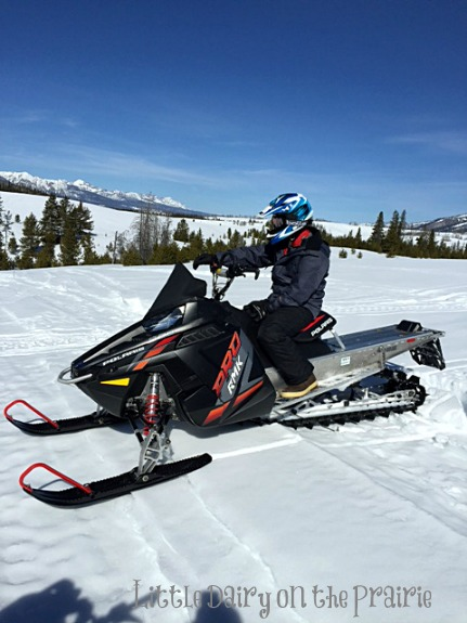 Carson Snowmobiling