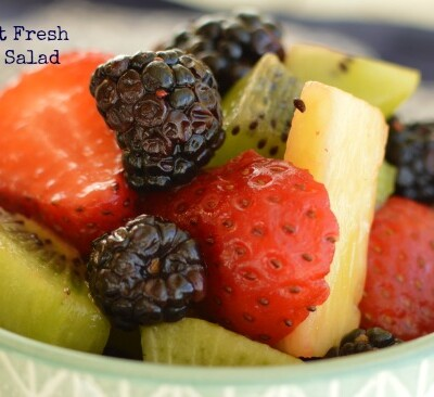 Perfect Fresh Fruit Salad