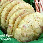 Peppermint Bark Sugar Cookies