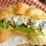Greek Yogurt Chicken Salad Sandwiches