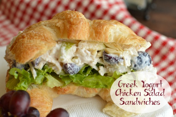 ... greek salad sandwich from www twopeasandtheirpod com greek salad