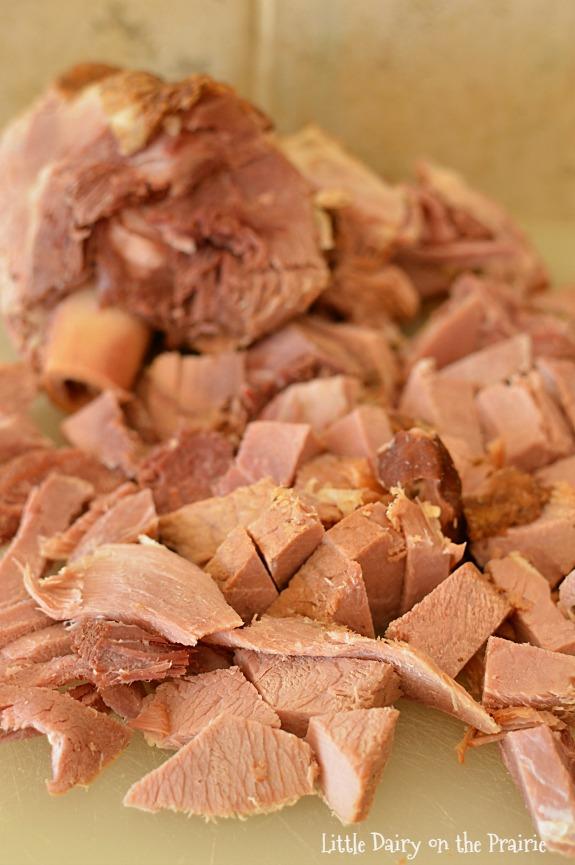 Chopped Ham!