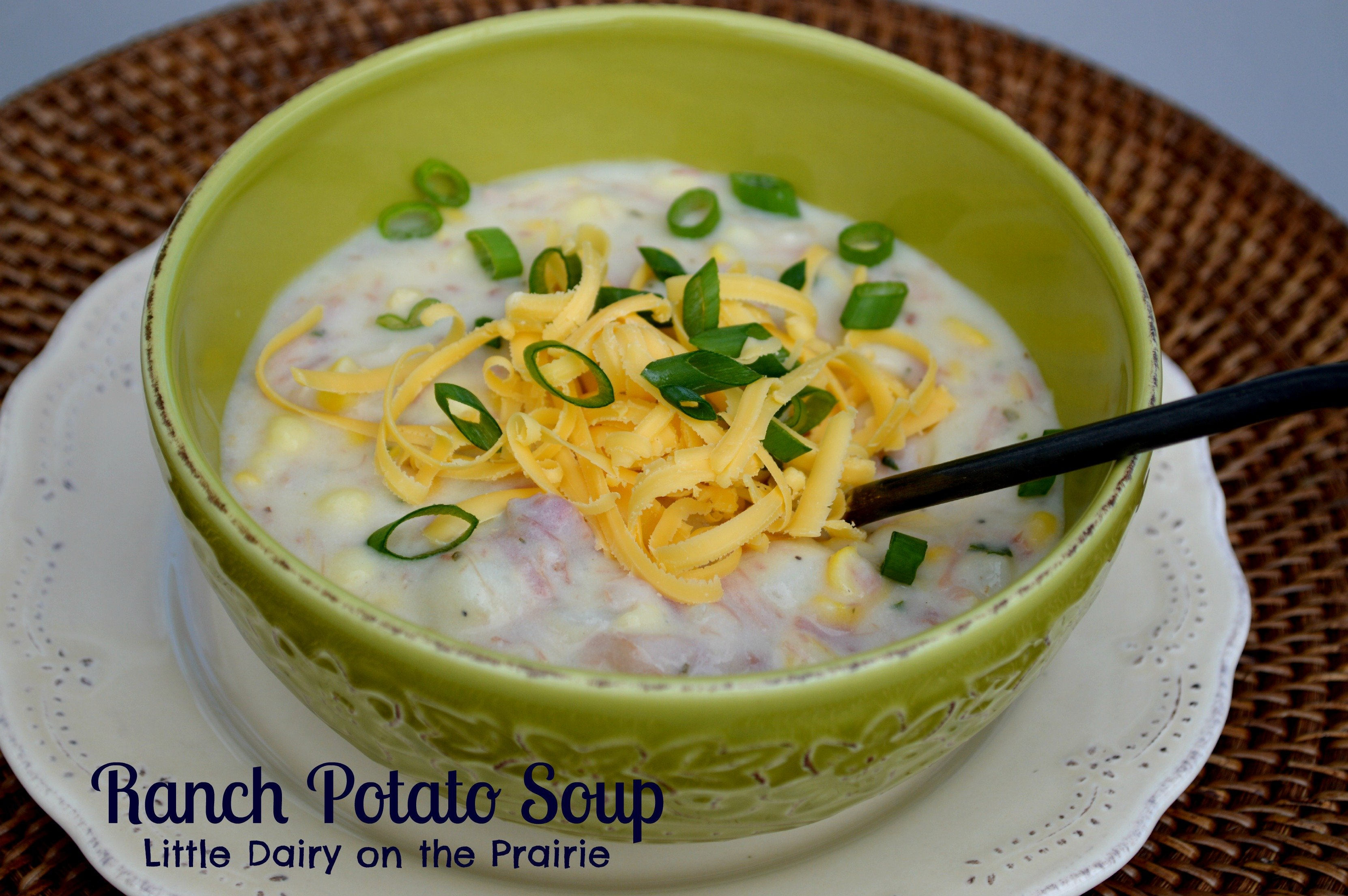 Ranch Soup Done