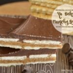 Crunchy Bars – No Bake