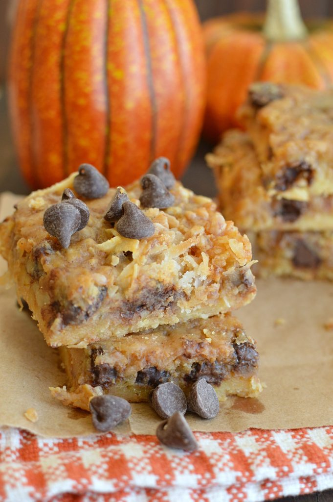 pumpkin magic bars 4